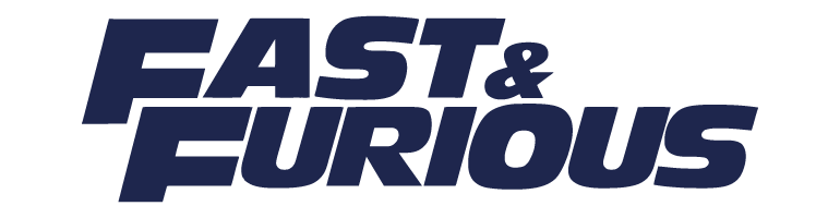 Fast and Furious Logo