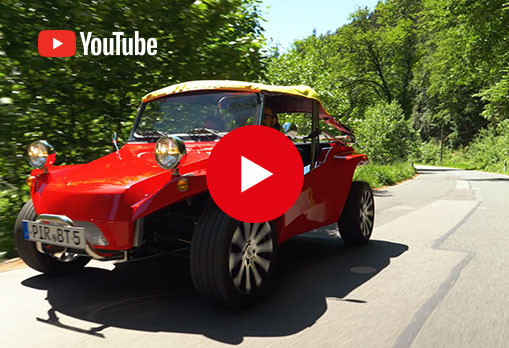 Buggy Video Schnitzeljagd
